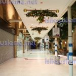 alışveriş merkezi tavan süsleme