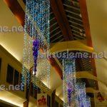 alışveriş merkezi led süslemeleri